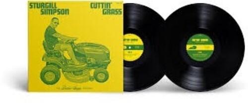 Sturgill Simpson - Cuttin' Grass - Vol. 1 (The Butcher Shoppe Sessions) [2LP]