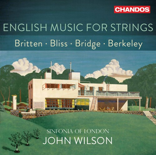Sinfonia Of London - English Music for Strings