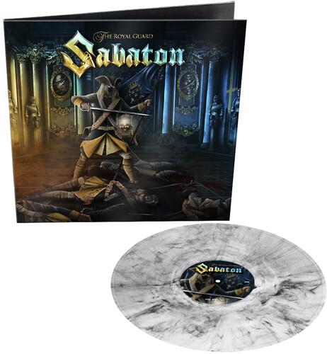 Sabaton - The Royal Guard (Transparent Black Marble Vinyl)