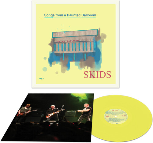 Songs From The Haunted (Colored Vinyl)