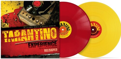 Tarantino Experience Reloaded /  Various (Ltd Double 180gm Red & Yellow Vinyl) [Import]