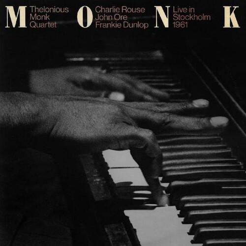 Thelonious Monk Quartet - Live In Stockholm 1961