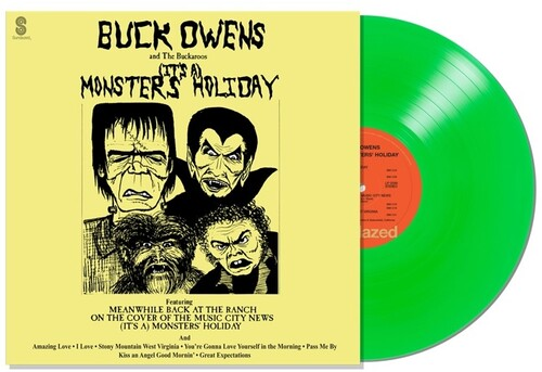 Buck Owens - (It's A) Monsters' Holiday