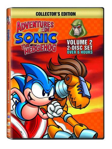 Adventures of Sonic the Hedgehog Volume 2