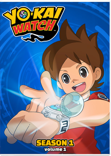 Yo-kai Watch Season 1 Volume 1