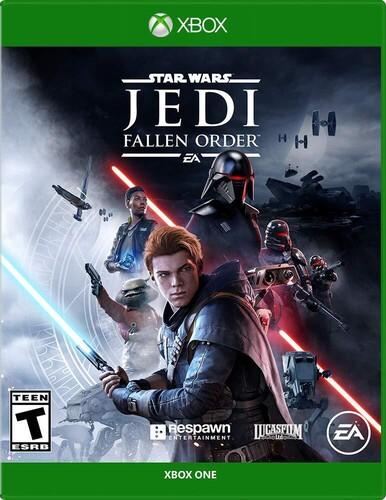 Xb1 Star Wars Jedi: Fallen Order - Star Wars Jedi: Fallen Order for Xbox One