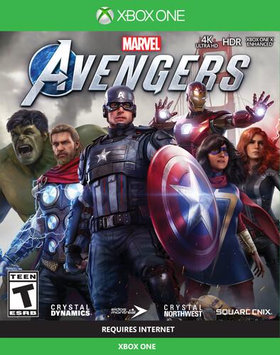 Xb1 Marvels Avengers - Marvel's Avengers for Xbox One