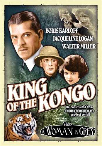 King of the Kongo /  Woman in Grey