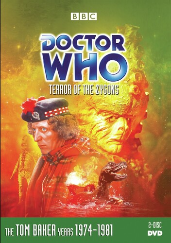 Doctor Who: Terror of the Zygons