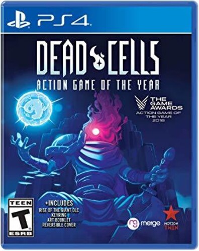 - Dead Cells - Action Game of The Year for PlayStation 4