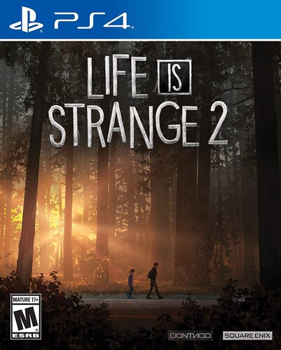 Ps4 Life Is Strange 2 - Life is Strange 2 for PlayStation 4