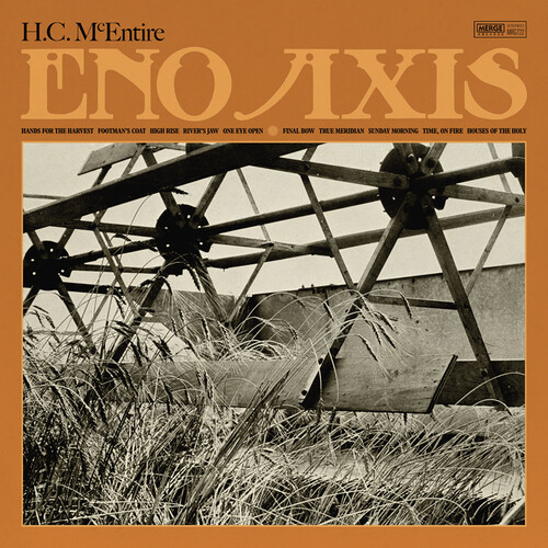 H.C. McEntire - Eno Axis [Indie Exclusive Limited Edition Copper Swirl LP]