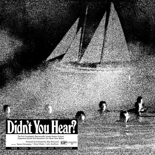 Mort Garson - Didn't You Hear? [Limited Edition Silver LP]