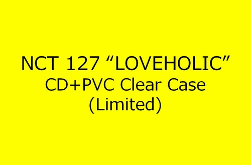 Loveholic (Special Box B Version) (incl. PVC Plastic Folder) [Import]