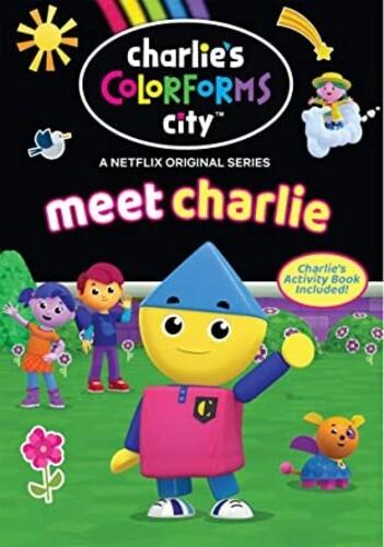 Charlie's Colorform City: Meet Charlie!