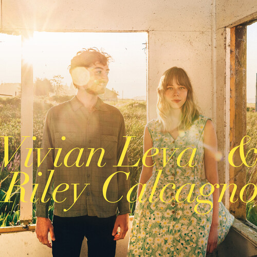 Vivian Leva & Riley Calcagno - Vivian Leva & Riley Calcagno [LP]