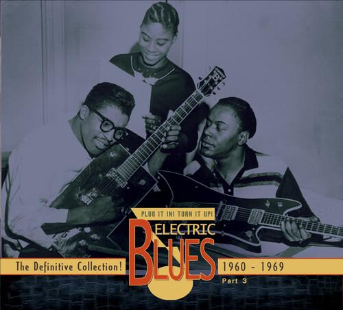 Electric Blues 1960-1969 Vol.3 (english) (Various Artists)