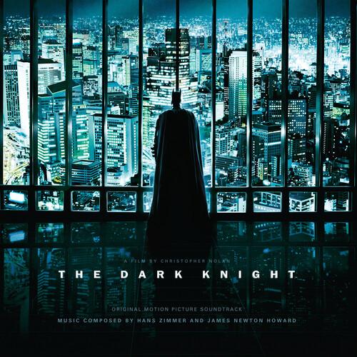Dark Knight / O.S.T. (Colv) (Grn) (Viol) (Bme) - Dark Knight / O.S.T. [Colored Vinyl] (Grn) (Viol) (Bme)