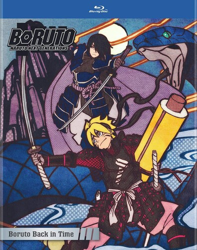 Boruto: Naruto Next Generations: Boruto Back in Time