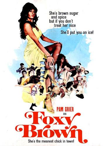 - Foxy Brown