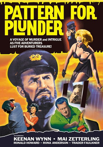 Pattern For Plunder