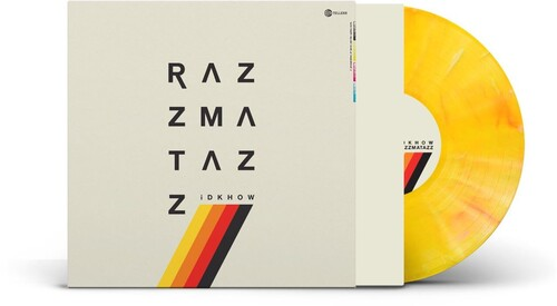 I Don't Know How But They Found Me - RAZZMATAZZ [Indie Exclusive Limited Edition Peach Swirl LP]