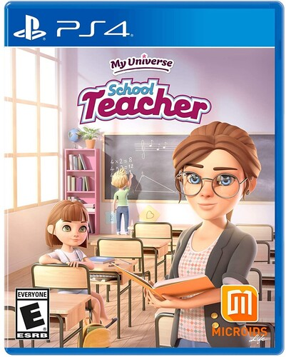 Ps4 My Universe - School Teacher - My Universe - School Teacher for PlayStation 4