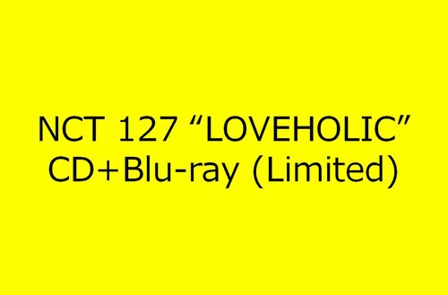 Loveholic (Limited) (incl. Blu-Ray, 30pg Booklet + Trading Card) [Import]