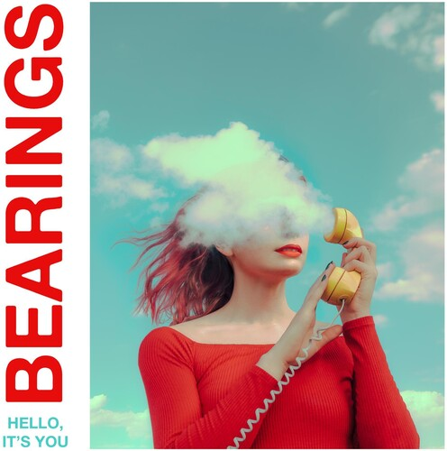 Bearings - Hello, It's You [Indie Exclusive Limited Edition White and Doublemint Galaxy LP]