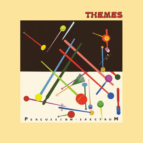 Percussion Spectrum (themes)