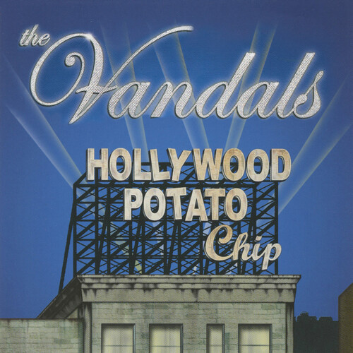 Vandals - Hollywood Potato Chip (Blue Vinyl) (Blue) [Colored Vinyl]