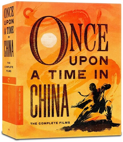 Once Upon a Time in China: The Complete Films (Criterion Collection)