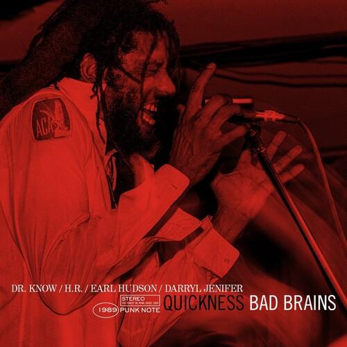 Bad Brains - Quickness [LP]