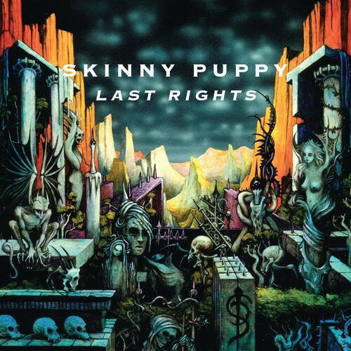 Skinny Puppy - Last Rights [Import]