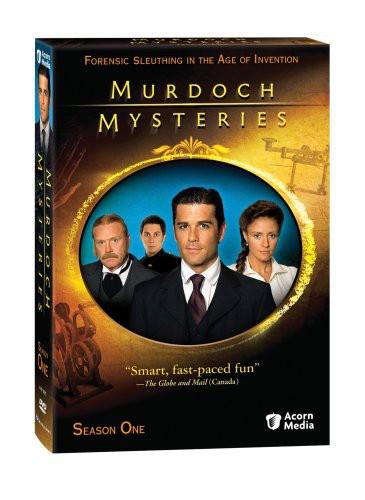 Murdoch Mysteries: Season One