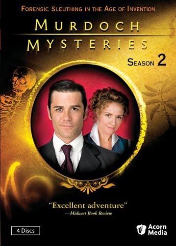 Murdoch Mysteries: Season 02