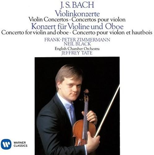 Bach: Violin Concertos BWV1041 & 104