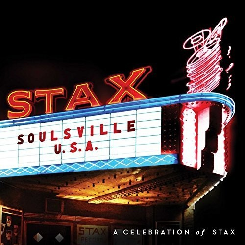 Soulsville Usa: A Celebration Of Stax /  Various [Import]