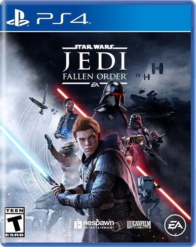 Ps4 Star Wars Jedi: Fallen Order - Star Wars Jedi: Fallen Order for PlayStation 4