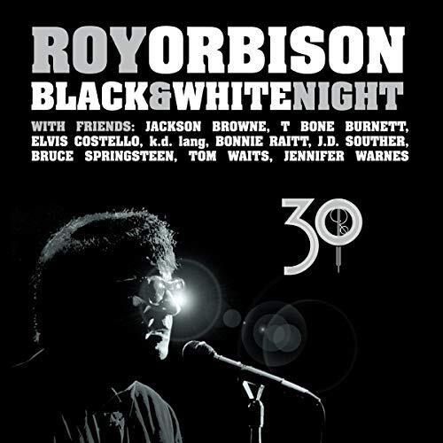 Roy Orbison - Black & White Night 30 (Gate) (Ofv) (Dli)