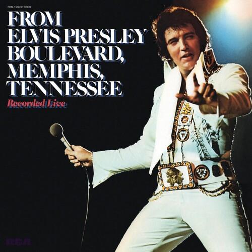 From Elvis Presley Boulevard Memphis Tennesee