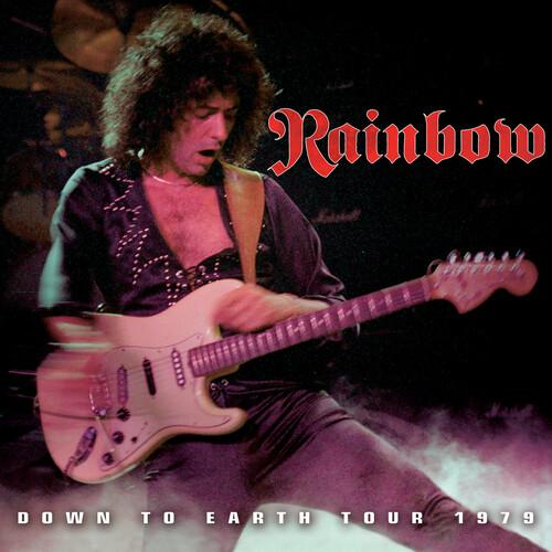 Rainbow - Down To Earth Tour 1979 (Box)
