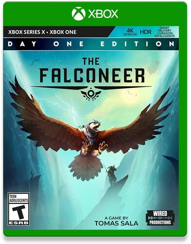 Xbx the Falconeer Day One Ed - The Falconeer Day One Edition for Xbox Series X