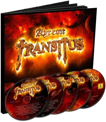 Ayreon - Transitus (Box) [Deluxe] (Phob) (Uk)