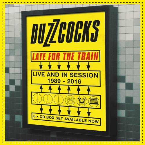 Late For The Train: Live & In Session 1989-2016 [Import]
