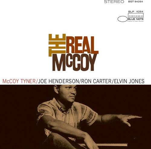 McCoy Tyner - The Real Mccoy [LP]