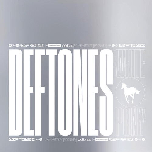 White Pony (20th Anniversary Deluxe Edition) (Super Deluxe)(4LP)(2CD)(2 Double -LPs)