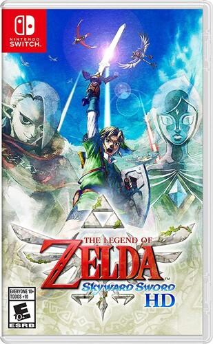 - The Legend of Zelda: Skyward Sword HD for Nintendo Switch
