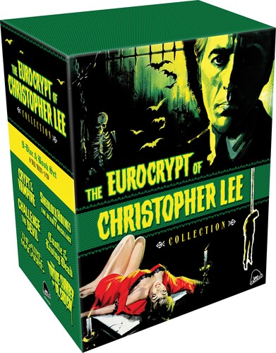 The Eurocrypt of Christopher Lee Collection
