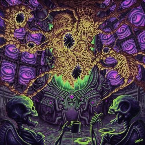 Plague Accommodations (Radioactive Green Splatter Vinyl)